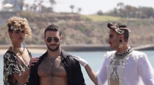 Watch: Eliad Cohen Stars in Tel Aviv Pride Video