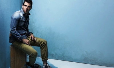 Zach Quinto: I Want to Work with Oprah, Meryl