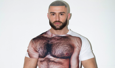 François Sagat Wants to Cover Your Body