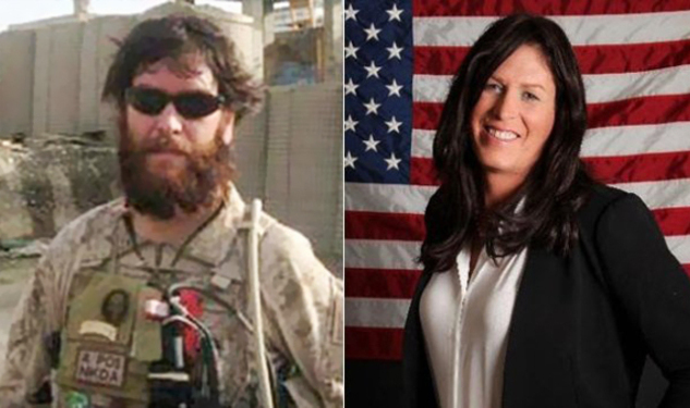 Former Navy SEAL Finally Gets To Be Herself