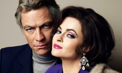 First Look: Helena Bonham Carter as Liz Taylor
