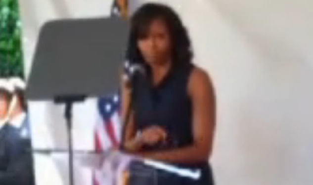 Watch: Michelle Obama Shuts Down Lesbian Activist