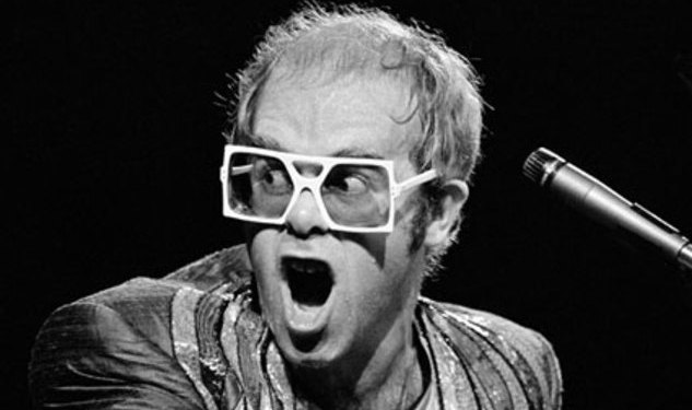 Elton's Sequins Are Gay Propaganda, Say Nuts...