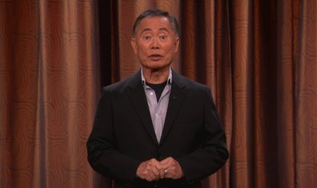 George Takei: 'Water Is Gay'