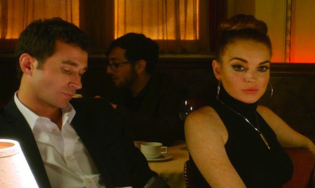 New Images of Lindsay Lohan & James Deen From 'The Canyons'