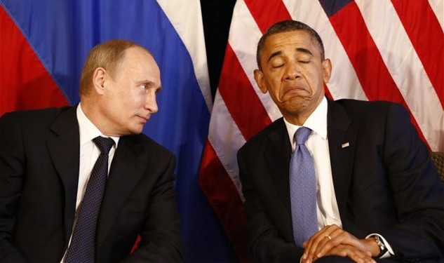 A Challenge for Obama: Twist Putin's Arm