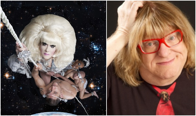Musto on Bruce Vilanch's Cher Dish, Lady Bunny's Sex Life, and a Gay Club In Crisis