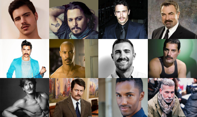 The Sexiest Moustache Poll