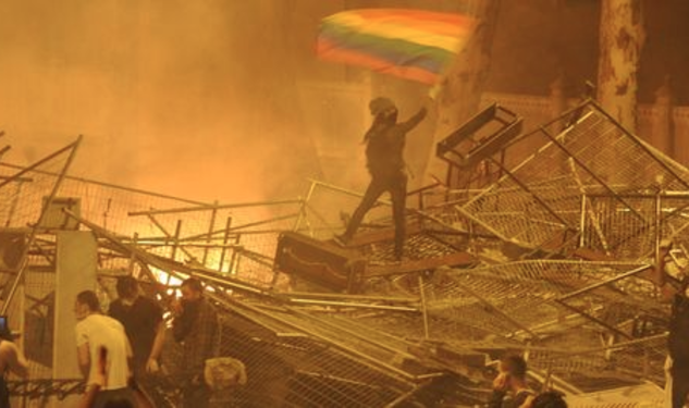 The Gayness of Occupy Gezi