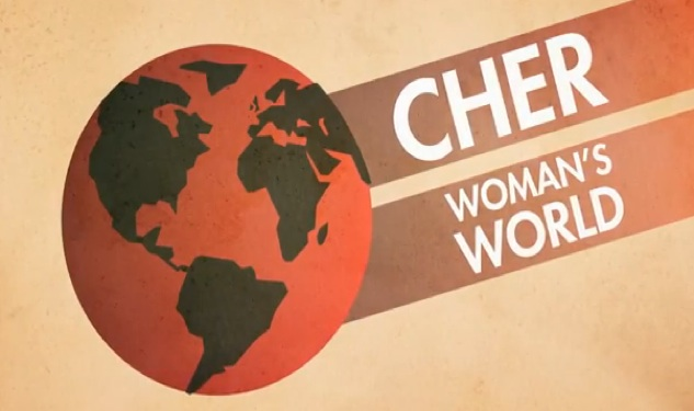 Watch: Cher's Lyric Video For 'Woman's World'