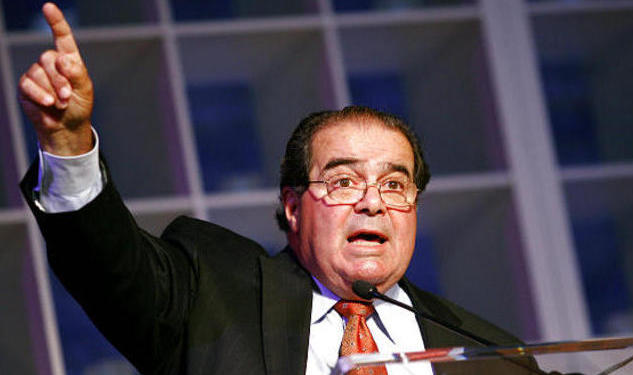 Justice Scalia Is Not Addicted To 'Abstract Moralizing'