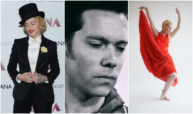 Madonna's Secret New Project! Rufus Wainwright's Weirdest Poppers Date!