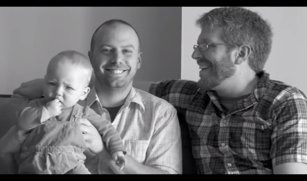 WATCH: Gay Couples Show World 'Love is Love'