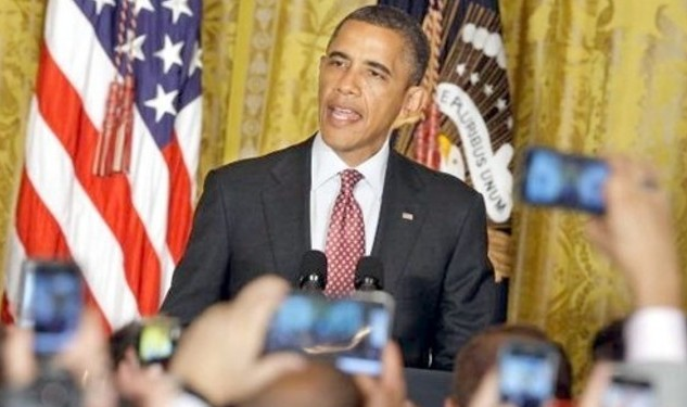 Obama Applauds Court's DOMA Decision