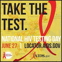 National HIV Testing Day!