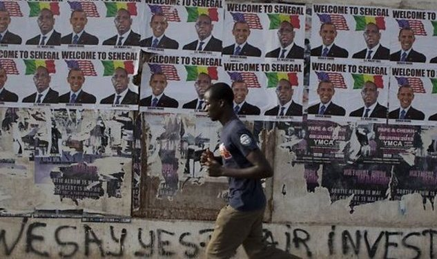 Obama Praises Equality Very Carefully In Senegal