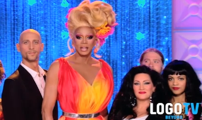 RuPaul: 'Love is Love, and Family is Family'