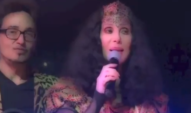 Watch: Cher Thanks The Gays For Their Support