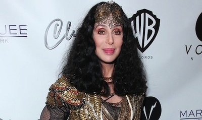 Exclusive Interview: Cher Last Night at Marquee in NYC