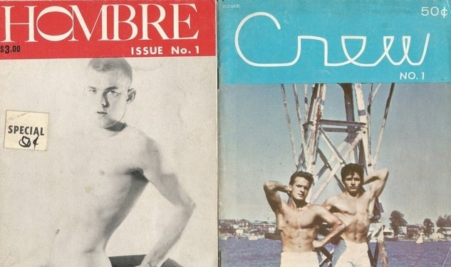 10 Lessons Learned From 60s-Era Gay Skin Mags