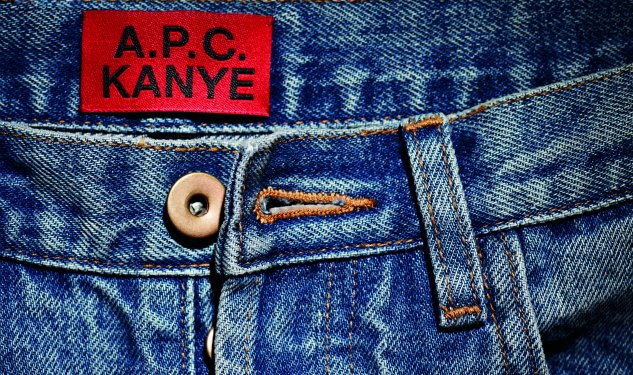 Kanye West Designs For A.P.C.