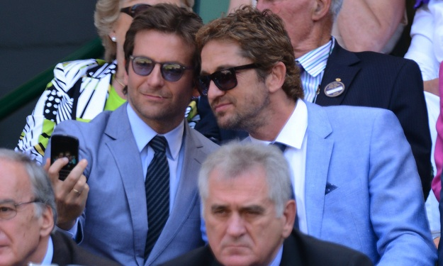 Cutest Couple: Bradley Cooper & Gerard Butler