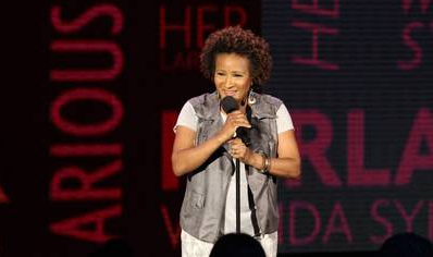 WATCH: Wanda Sykes Takes Over Harpo