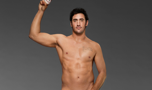 Watch: A Nude Matt Harvey For ESPN