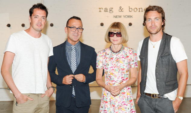 CFDA/Vogue Fashion Fund Finalists Revealed
