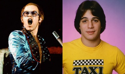 Elton John's Love Letter to Tony Danza