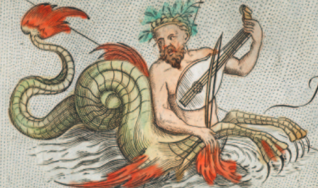 Unexpectedly Awesome: Medieval Sea Monsters