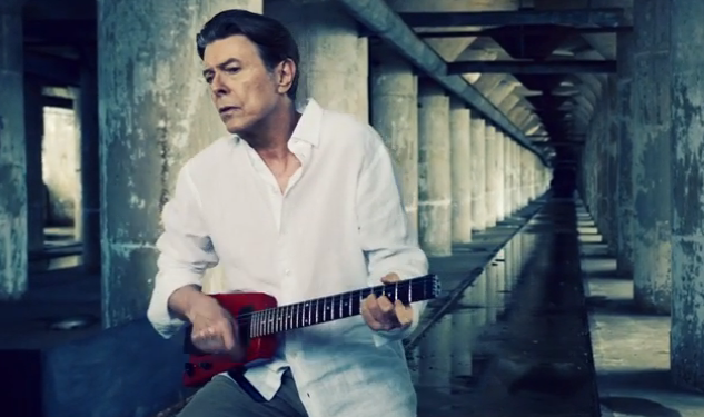 WATCH: David Bowie Has A New Music Video