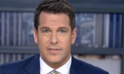 WATCH: Thomas Roberts Gets Passionate for 'Others'