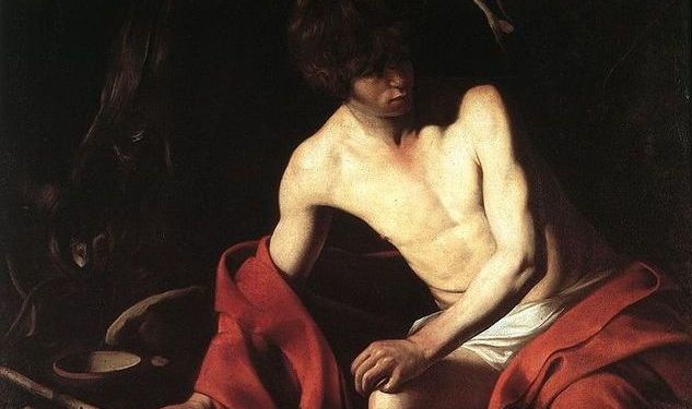 Today In Gay History: Caravaggio Loved John