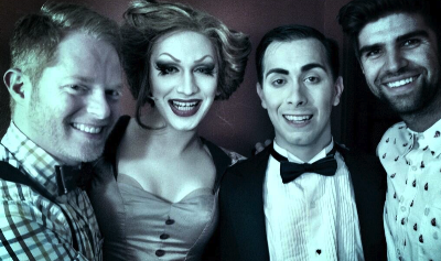 JTF Was Backstage at Jinkx Monsoon's NYC Show