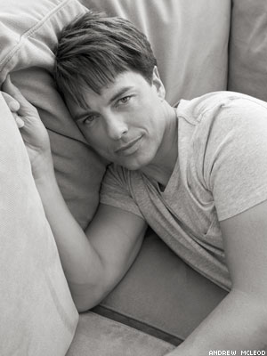 Quote of the Day: John Barrowman on His Nude 'Arrow' Costar