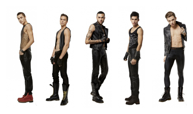 Meet The Men of ANTM Cycle 20