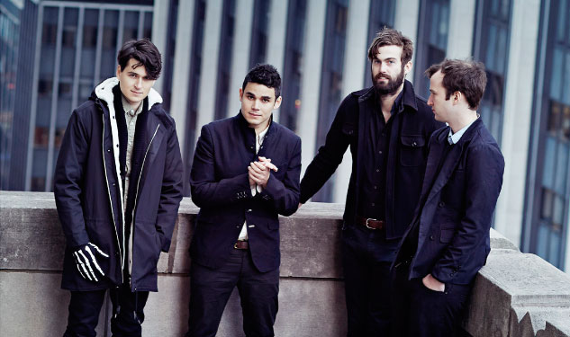 Listen: Vampire Weekend Covers Robin Thicke's 'Blurred Lines'