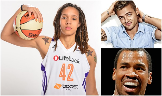 Should Professional Athletes Speak Out About LGBT Equality?