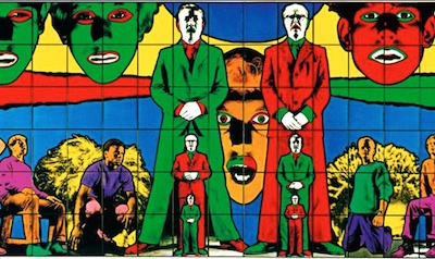 High Line Boys: Gilbert & George Queer the Park