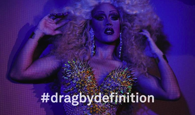 Must-See: Paul Brickman's Drag by Definiton