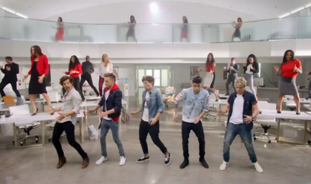 The 5 Gayest Things About One Direction's New Video