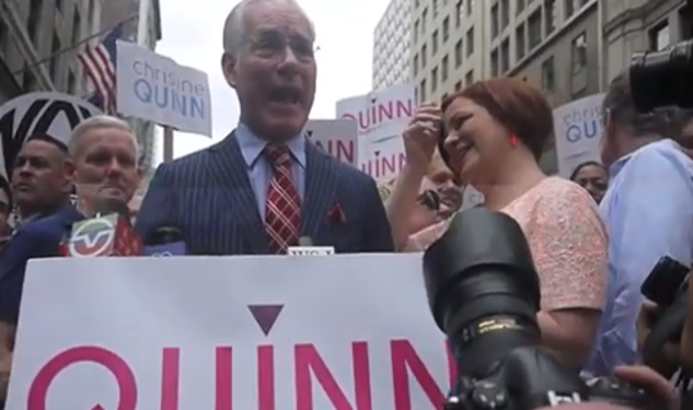 WATCH: Tim Gunn In For Quinn