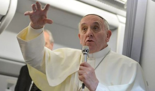 Pope Says He Won't Judge Gay Priests