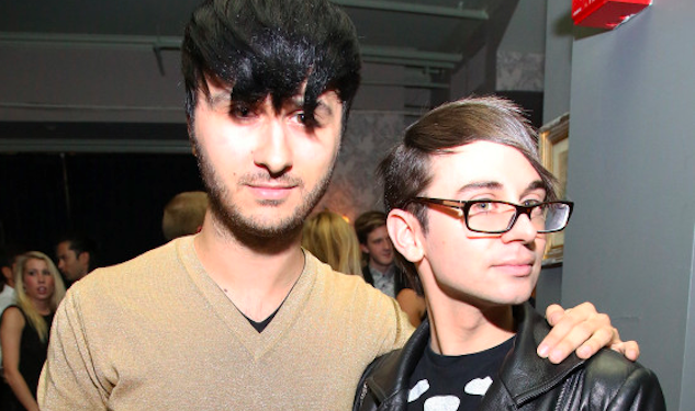 Christian Siriano's Engaged!