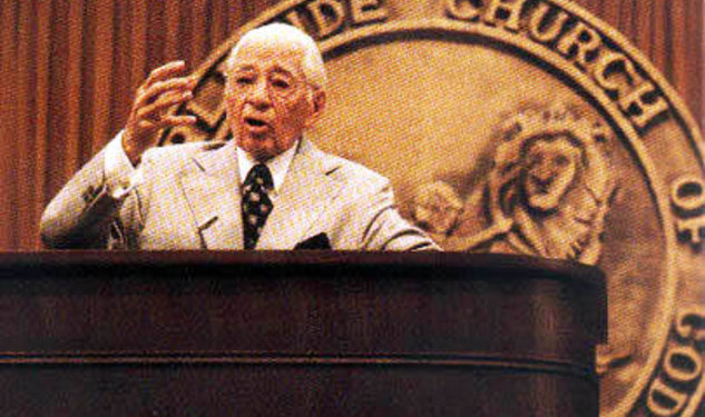 Today in Gay History: Often Wrong Herbert Armstrong