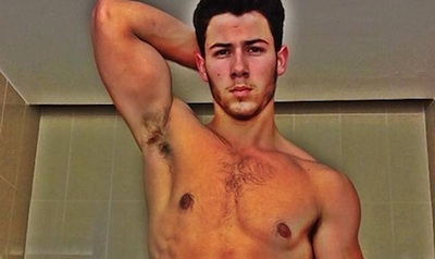 Today's Sexy Nick Jonas Selfie Brought to You By...