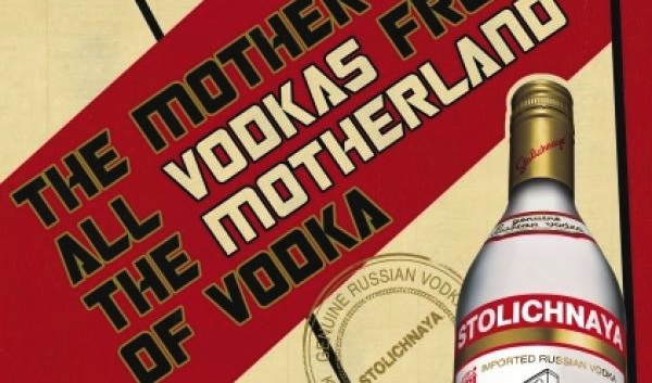How Russian is Stoli Vodka?