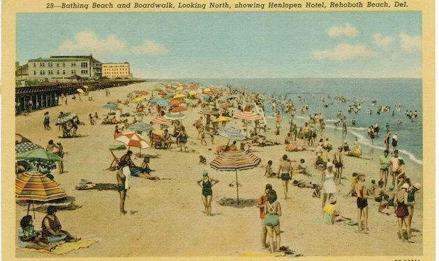 Discovering Rehoboth Beach