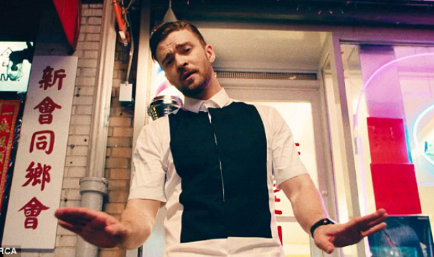 Closet Case: Justin Timberlake's Neil Barrett Shirt